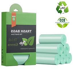 1.2 Gallon Small Trash Bags Garbage Bags, Mini Compostable S