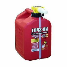 No-Spill 1405 2-1/2-Gallon Poly Gas Can One Size