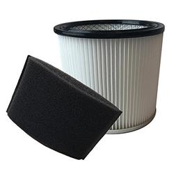 Think Crucial Replacements for Shop Vac Filter Cartridge and