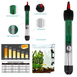 25 W Submersible Aquarium Heater HT-6025 with Thermometer fo