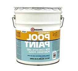 RUST-OLEUM 260542 Pool Paint, 5-Gallon
