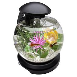 Tetra Waterfall Globe Kit 1.8 Gallons, Aquarium With Filtrat