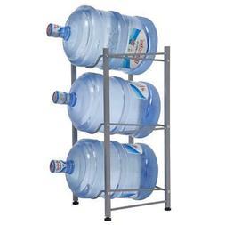 3 Layer Water Bottle Storage 5 Gallon Buddy Rack Shelf Syste