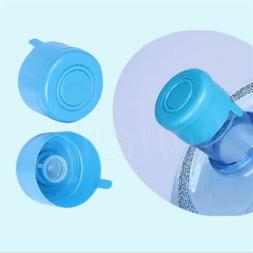 2PCS 55mm 3 and 5 Gallon Replacement Water Bottle Snap On Ca