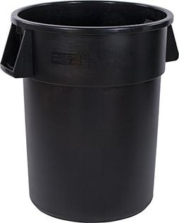 Carlisle 34105503 Bronco Round Waste Container Only, 55 Gall