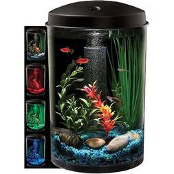 Hawkeye 3 Gallon 360 Aquarium