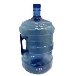5 Gal Gallon BPA Free Quality Drinking Water Bottle Jug Cant
