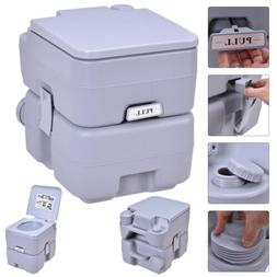 5 Gallon 20 L Outdoor Indoor Potty Commode Portable Camping