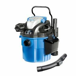 Vacmaster 5 Gallon, 5 Peak HP, with 2-Stage Motor, Wet/Dry V