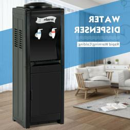 5 Gallon Electric Hot/Cold Water Cooler Dispenser Top Loadin