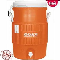 5-Gallon Heavy-Duty Beverage Water Cooler Pour Dispenser Spo