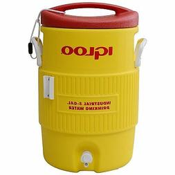 IGLOO 5 Gallon Heavy Duty Water Cooler-Part Number:451--w/ C