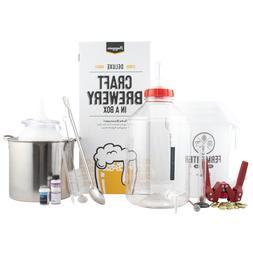 5 Gallon Home Brew Deluxe Starter Kit ~ Homebrew Making Beer