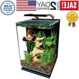 MarineLand 5 Gallon Portrait Glass LED Aquarium Kit FREE SHI