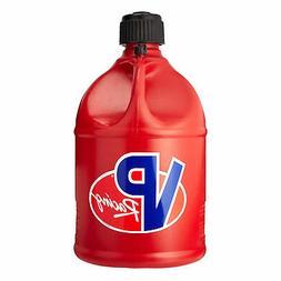 VP Racing Fuels 5-Gallon Round Plastic Motorsport Fuel Liqui