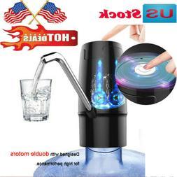 5 Gallon USB Water Bottle Jug Dispenser Automatic Universal