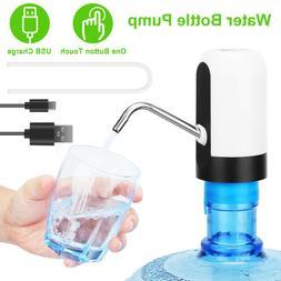 5 Gallon USB Water Bottle Jug Dispenser Drinking Automatic E