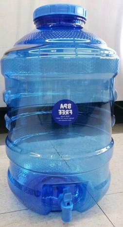 5 gallon water bottle bpa free plastic