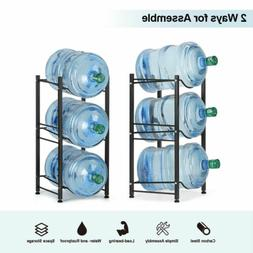 5 Gallon Water Jug Holder Water Bottle Storage Rack, 3/4/5 T