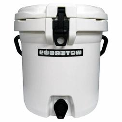 Fatboy 5 Gallon Waterboy Water Jug Cooler - White, Sand, Sea