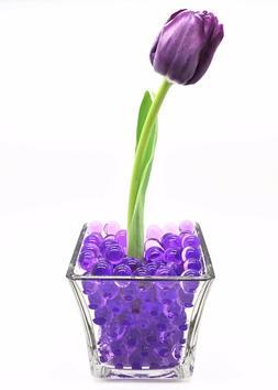 5 gallons purple vase filler gel water