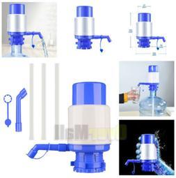 PrimeTrendz TM 5 & 6 Gallon Hand Water Pump for Water Bottle