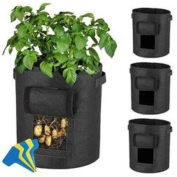 5 packs of 7 gallon plant growth