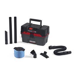 RIDGID 50318 4500RV ProPack Wet Dry Vac, 4.5-Gallon Portable