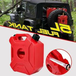 5L/1.3 Gallon Gas Gasoline Fuel Tank Container Jerry Can Eme
