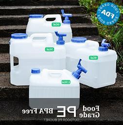2.5 Gallon / 4 Gallon / 5 Gallon /6 Gallon Water Container B