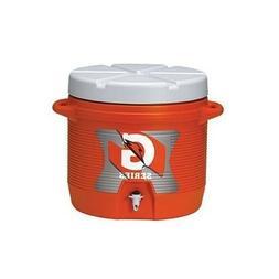 7 Gallon Orange Gatorade Dispensing Water Cooler NEW