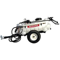 Chapin 97600 15-Gallon, 12-volt EZ Tow Dripless Fertilizer,
