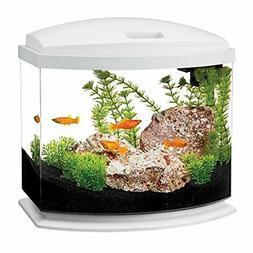 Aqueon LED MiniBow Aquarium Starter Kits with LED Lighting,