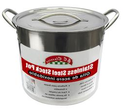 Benecasa BC-17670 Stainless Steel Stock Pot, 20-Quart