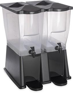 Carlisle 1085703 TrimLine Opaque Economy Double Base, 7 gal.