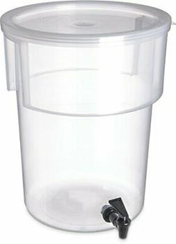 Carlisle 220930 Break-Resistant Beverage Dispenser, 5 Gallon