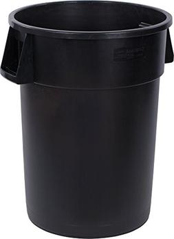 Carlisle 34104403 Bronco Round Waste Container Only, 44 Gall