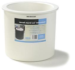 Carlisle CM101202 Coldmaster Insulated Ice Cream Server and