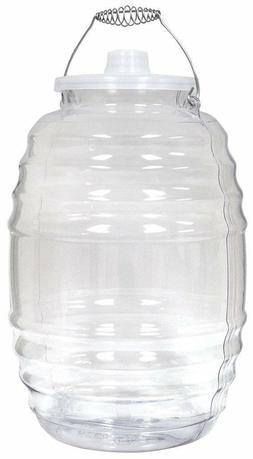 Eleganceinlife Aguas Frescas 5 Gallon Vitrolero Plastic Wate