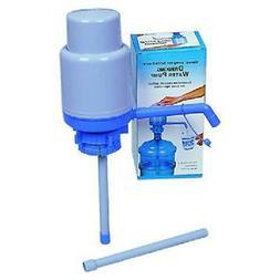 Heavy Duty Drinking Water Pump- Easy Operation, 5 Gallon Man
