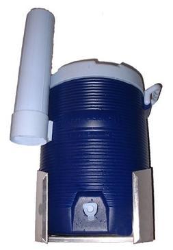 Pit Posse 501 Water Cooler Station Bracket Only Aluminum Cab