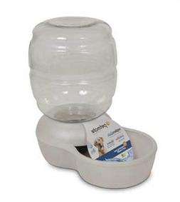 Replendish Waterer 4 Gal Pearl White by Petmate