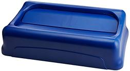 Rubbermaid Commercial 1788372 Stream Recycling Top for Slim