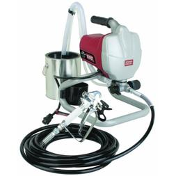 Airless Paint Sprayer Kit Krause & Becker. It Is 5/8 Horsepo