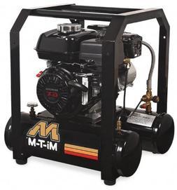 Mi-T-M AM1-HH04-05M Hand Carry Air Compressor, 5-Gallon, Sin