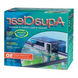Aqua Clear - Fish Tank Filter - 20 to 50 Gallons - 110v