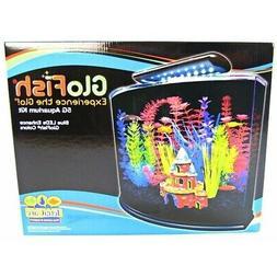 GloFish Aquarium Kit with LED Light