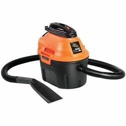 Armor All 2.5 Gallon, 2 Peak HP, Utility Wet/Dry Vacuum, AA2