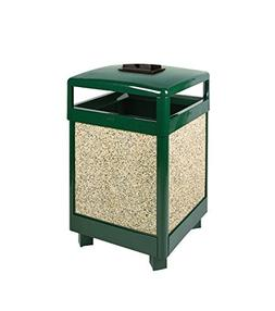 Rubbermaid Commercial Products Aspen Series Refuse Receptacl