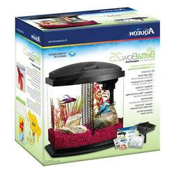 Aqueon Betta Bow LED Fish Aquarium Kit